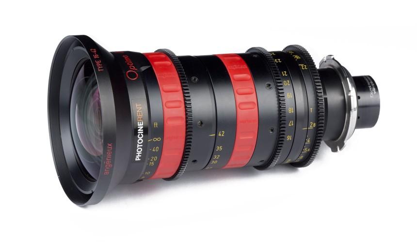 Angenieux Optimo 16-42mm
