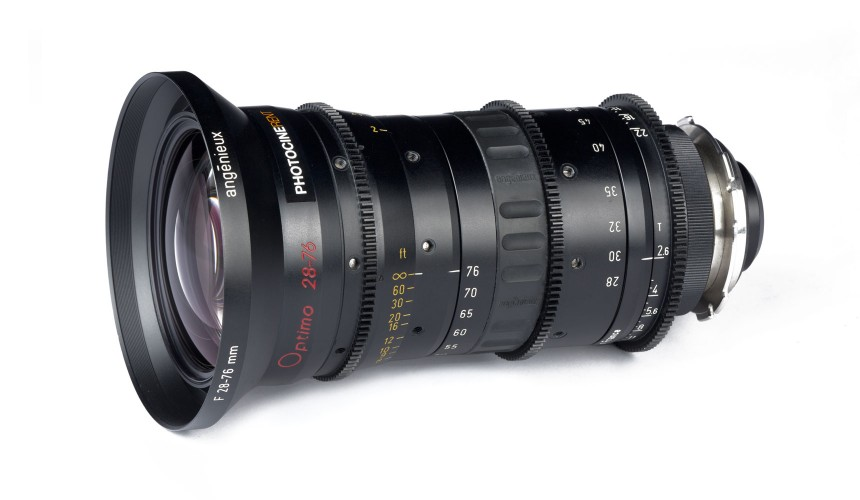 Angenieux Optimo 28-76mm