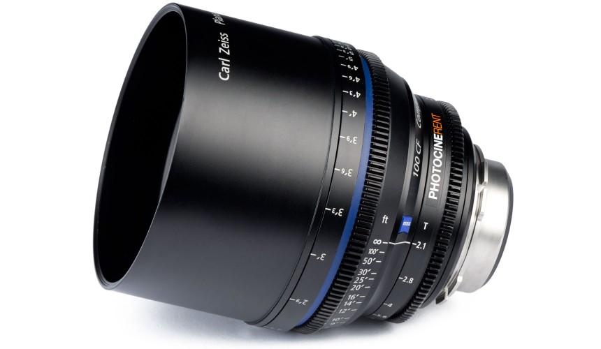 Compact Prime CP.2 100mm (Close focus)/T2.1