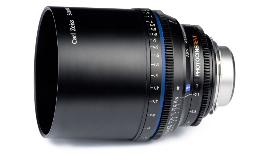 Compact Prime CP.2 135mm/T2.1
