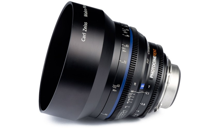 Compact Prime CP.2 50mm Macro/T2.1