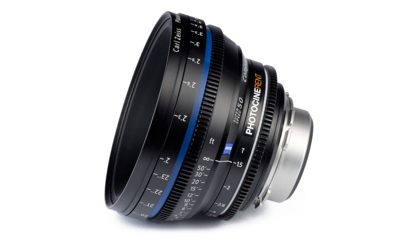 Compact Prime CP.2 50mm/T1.5 Super Speed
