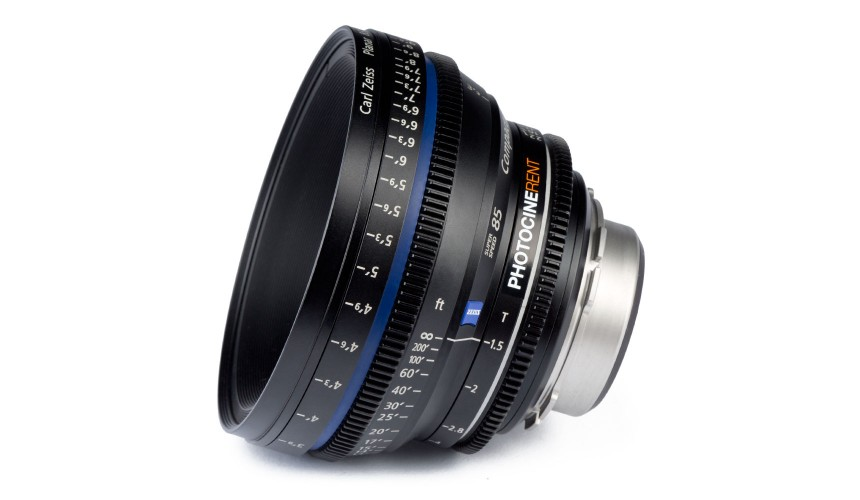 Compact Prime CP.2 85mm/T1.5 Super Speed