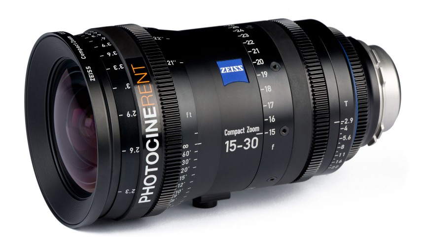 Zeiss Compact Zoom 15-30mm T2.9