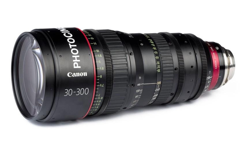 Canon CN-E 30-300mm T2.95