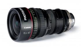 Canon CN-E 15.5-47mm T2.8
