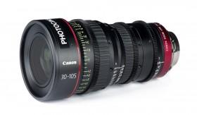 Canon CN-E 30-105mm T2.8