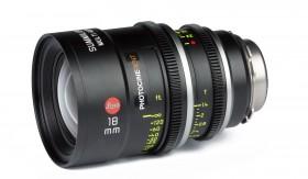 Leica Summilux-C 18mm T1.4