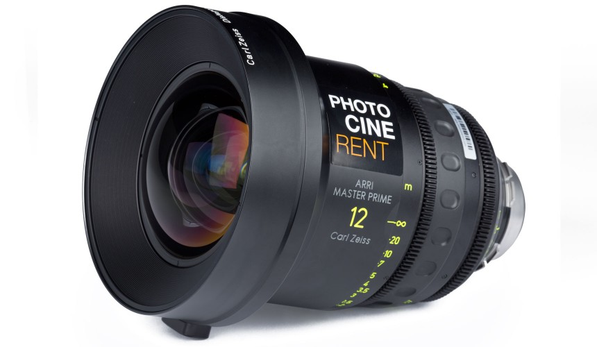 Zeiss - Master Prime 12mm T1.3