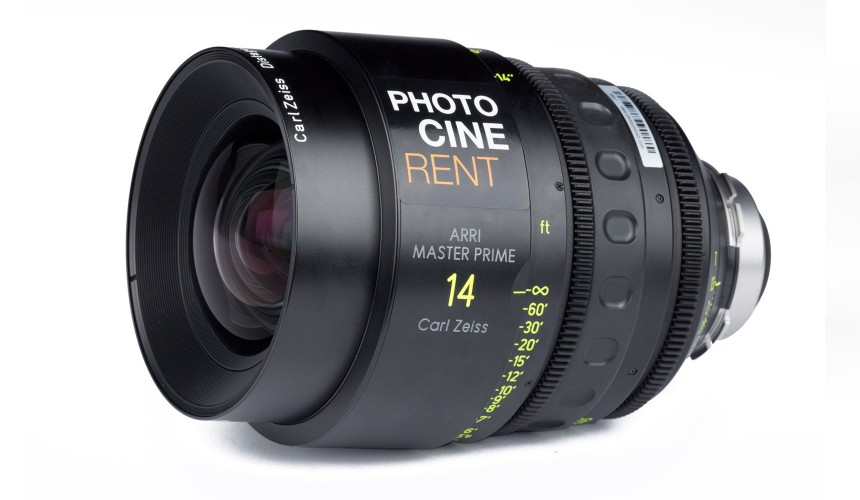 Zeiss - Master Prime 14mm T1.3
