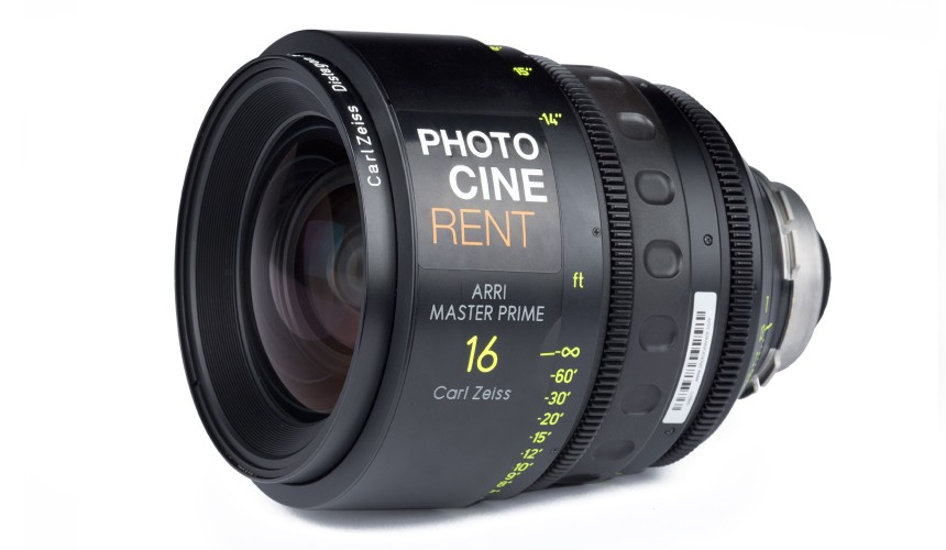 Zeiss - Master Prime 16mm T1.3