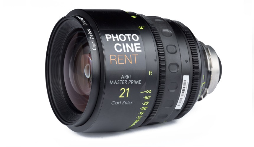 Zeiss - Master Prime 21mm T1.3