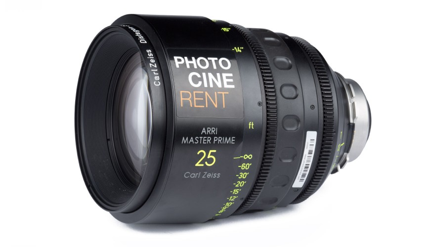 Zeiss - Master Prime 25mm T1.3