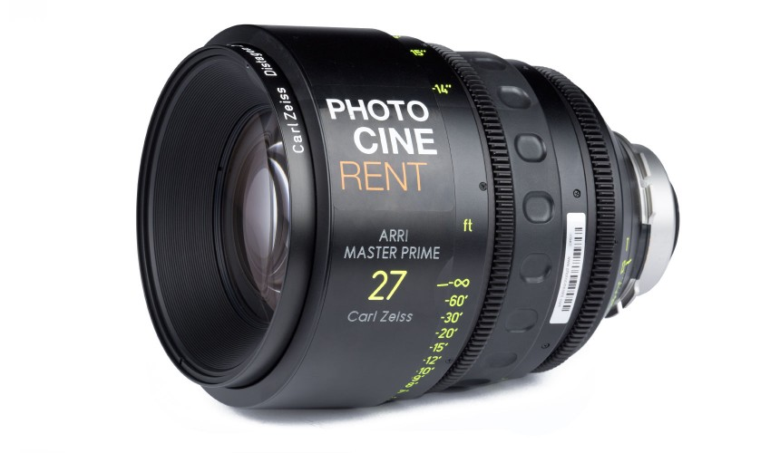 Zeiss - Master Prime 27mm T1.3