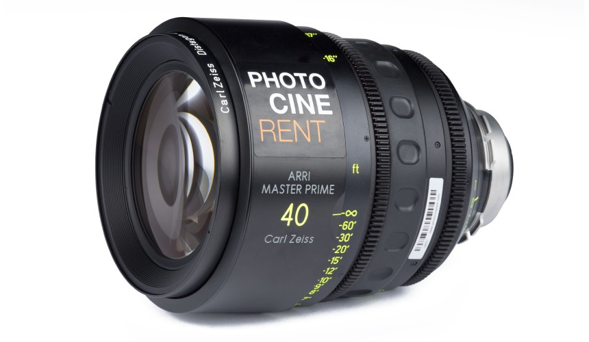Zeiss - Master Prime 40mm T1.3