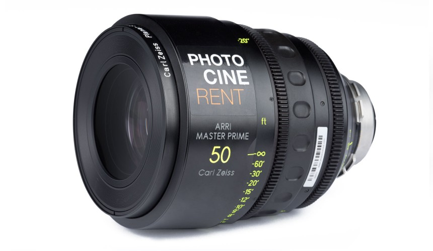 Zeiss - Master Prime 50mm T1.3