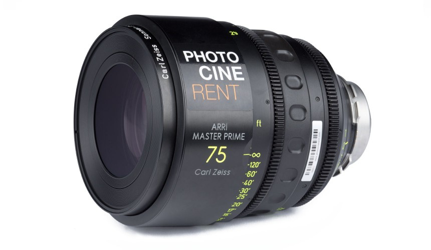 Zeiss - Master Prime 75mm T1.3