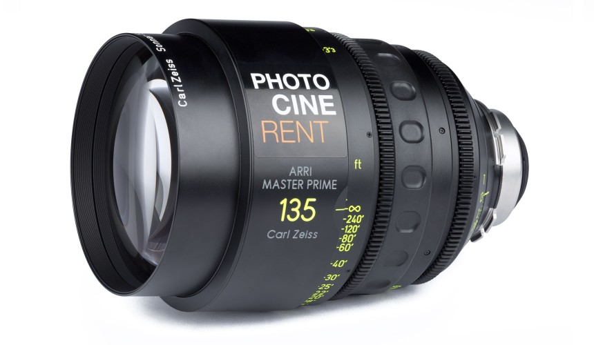 Zeiss - Master Prime 135mm T1.3