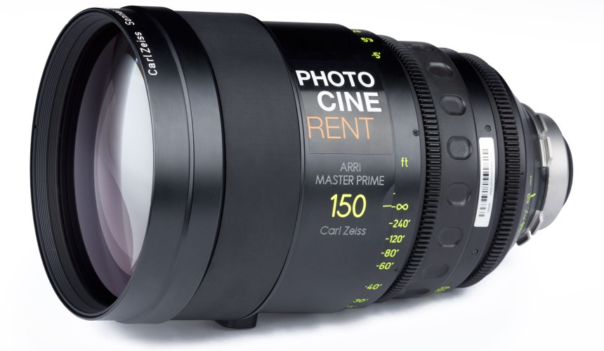 Zeiss - Master Prime 150mm T1.3