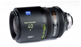 Zeiss Master Anamorphic 40mm T1.9