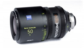 Zeiss Master Anamorphic 50mm T1.9