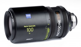 Zeiss Master Anamorphic 100mm T1.9