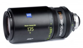 Zeiss Master Anamorphic 135mm T1.9