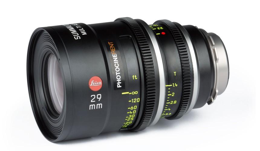 Leica Summilux-C 29mm T1.4