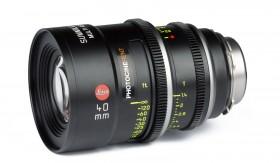 Leica Summilux-C 40mm T1.4
