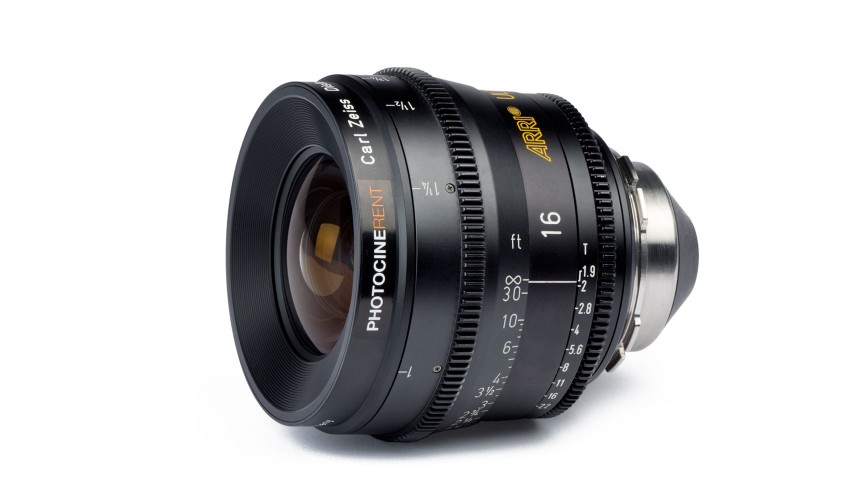 Zeiss Ultra Prime 16mm T1.9