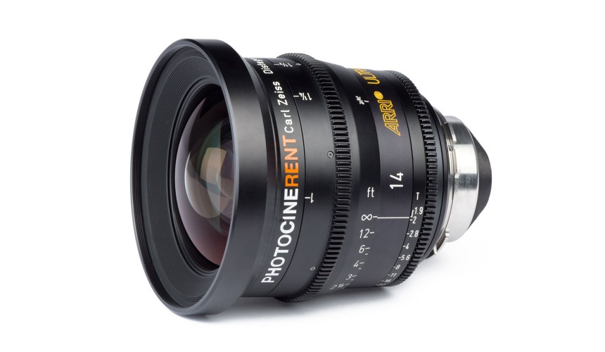 Zeiss Ultra Prime 14mm T1.9