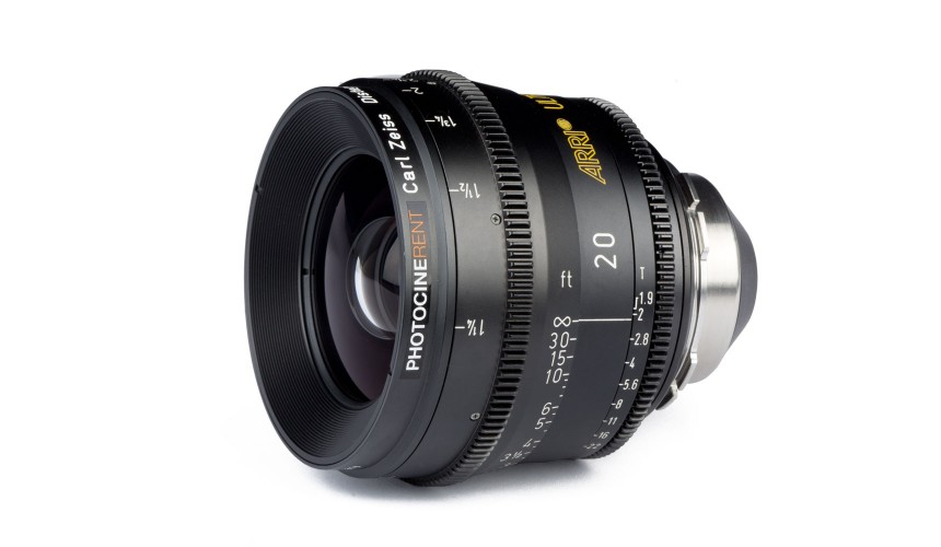 Zeiss Ultra Prime 20mm T1.9