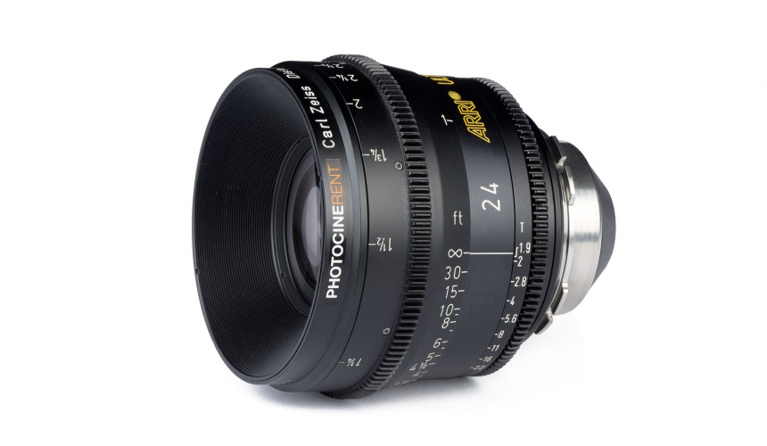 Zeiss Ultra Prime 24mm T1.9