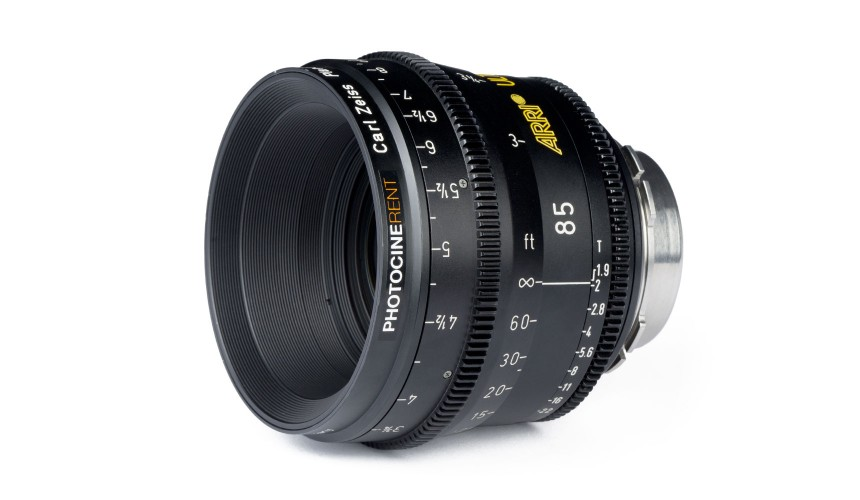 Zeiss Ultra Prime 85mm T1.9