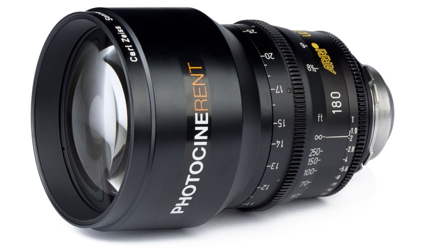 Zeiss Ultra Prime 180mm T1.9
