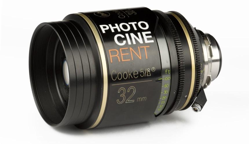 Cooke 5/i 32mm T1.4