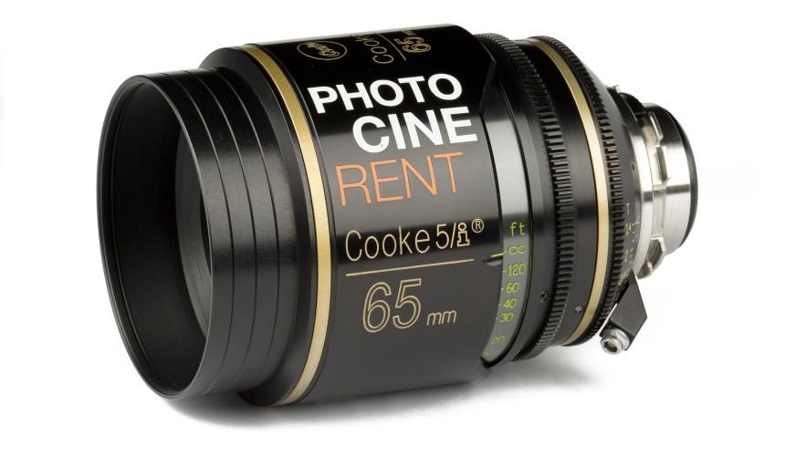 Cooke 5/i 65mm T1.4