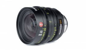 Leica Summicron-C 18mm T2