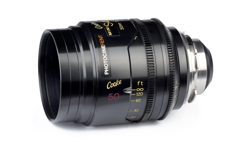 Cooke Mini S4/i 50mm T2.8