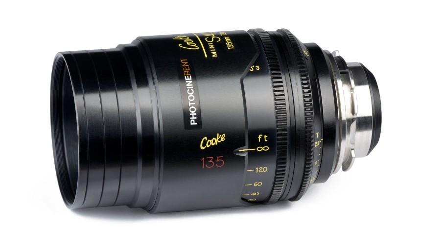Cooke Mini S4/i 135mm T2.8