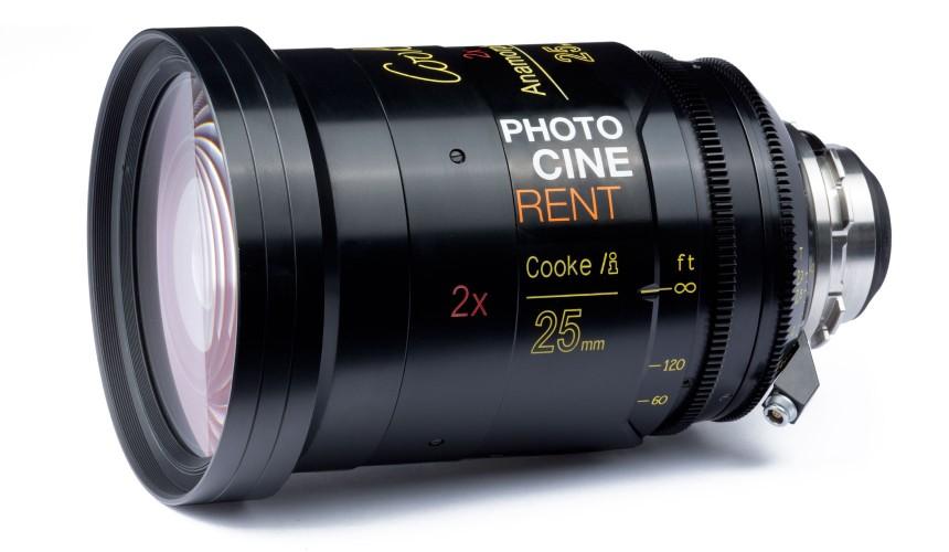 Cooke 25mm Anamorphic/i Prime T2.3