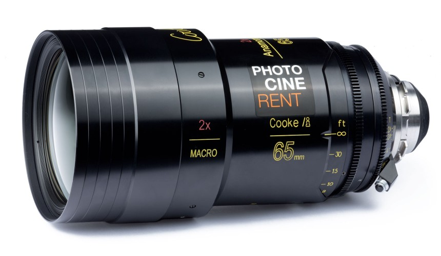 Cooke 65mm Anamorphic/i Prime T2.3
