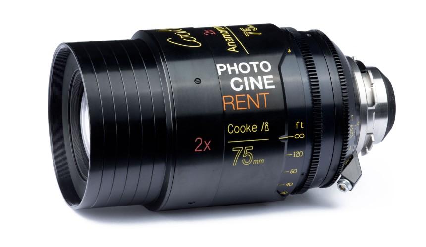 Cooke 75mm Anamorphic/i Prime T2.3