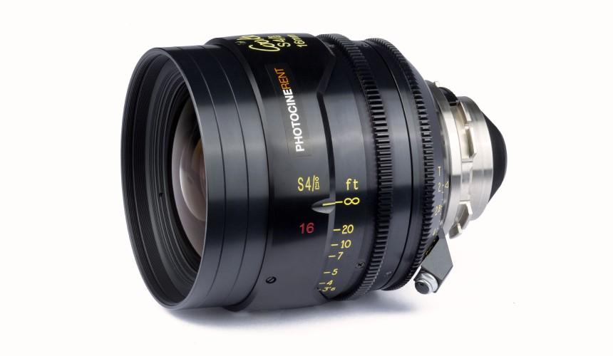 Cooke S4/i 16mm T2