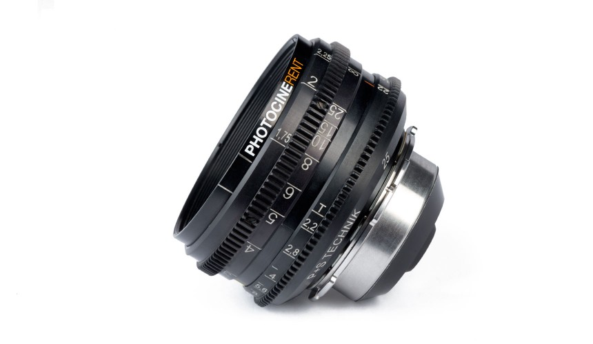 Cooke S2/S3 Speed Panchro 25mm T2