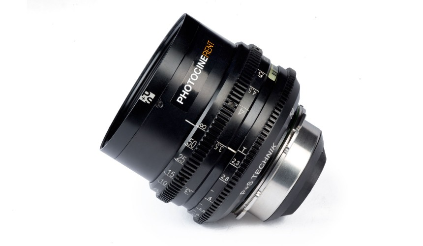 Cooke S2/S3 Speed Panchro 50mm T2