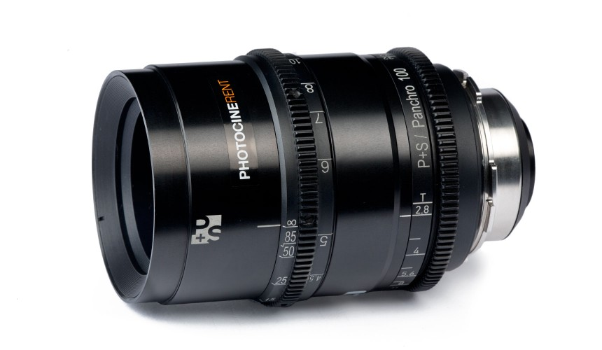 Cooke S2/S3 Speed Panchro 100mm T2