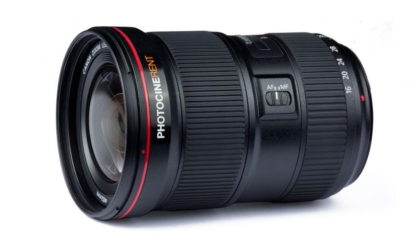 Canon EF 16-35mm f/2.8L III
