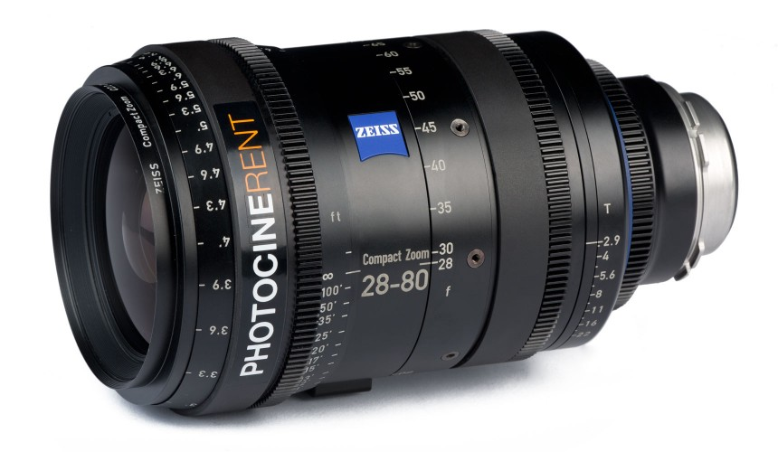 Zeiss Compact Zoom 28-80mm T2.9