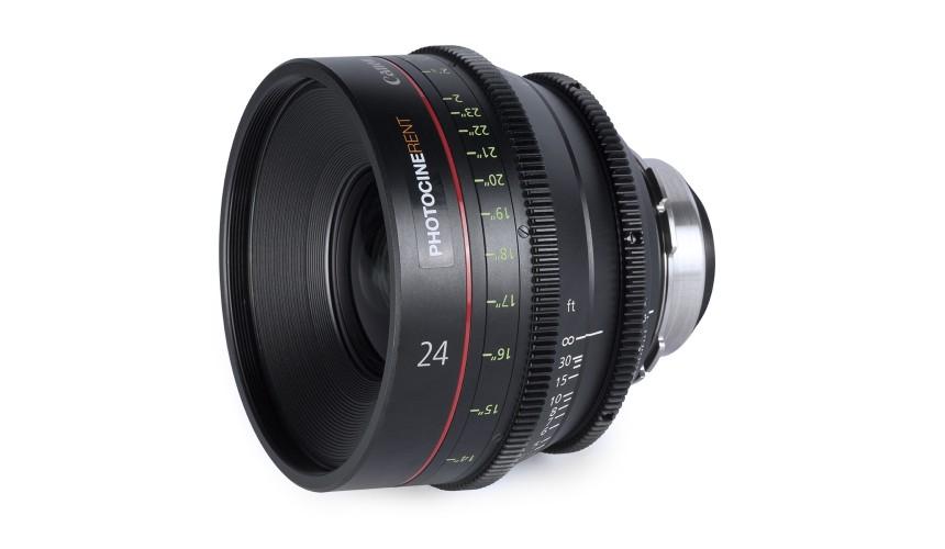 Canon CN-E 24mm T1.5